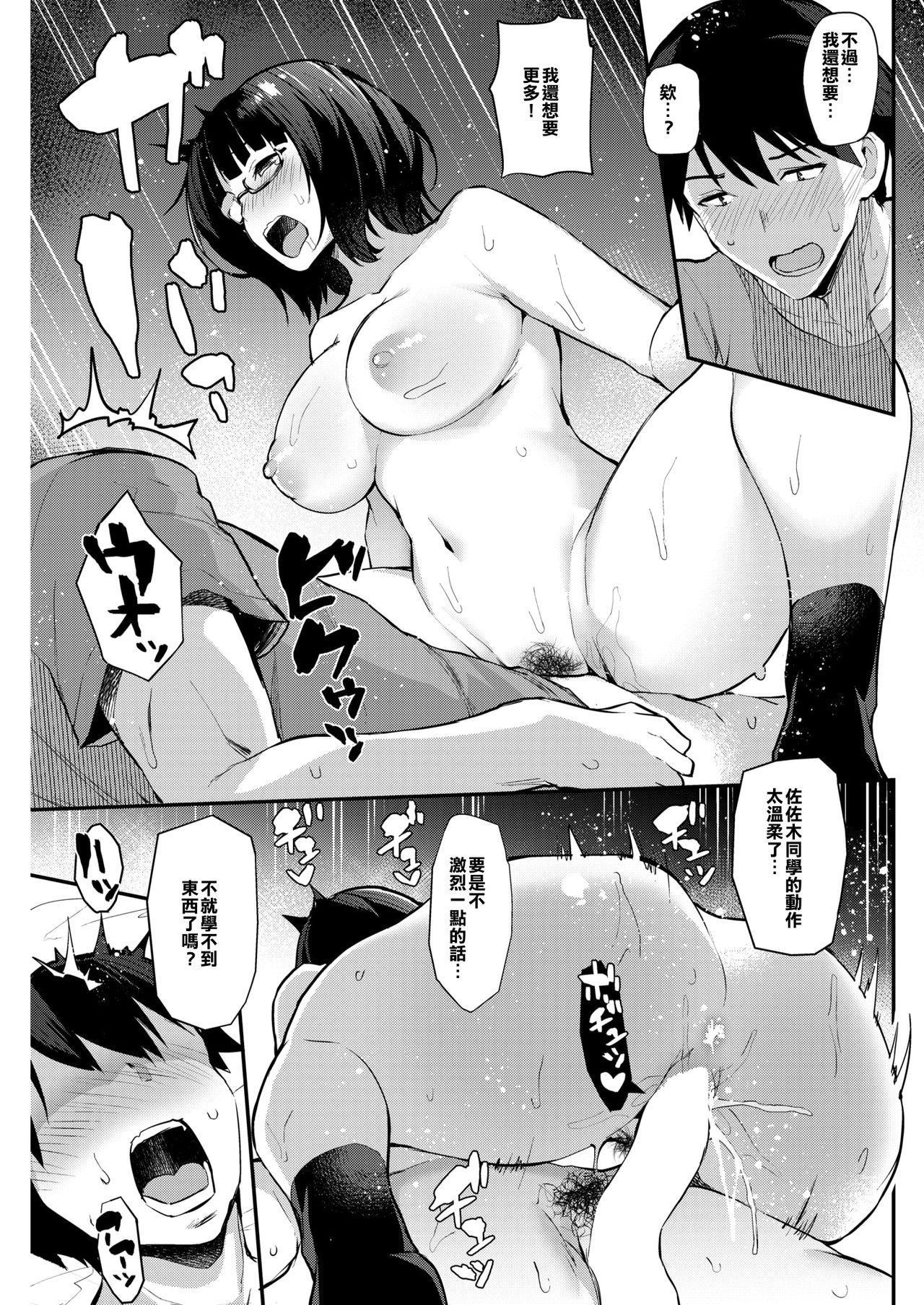 Shimoji-san Study ! 14