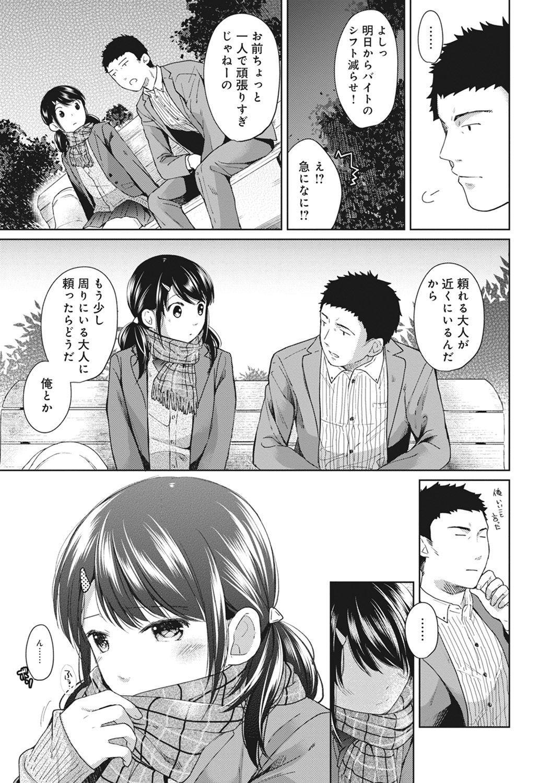 1LDK+JK Ikinari Doukyo? Micchaku!? Hatsu Ecchi!!? Ch. 1-15 132