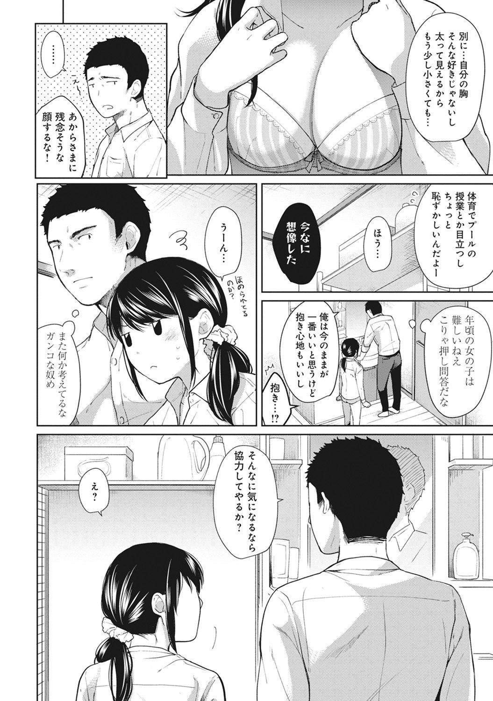 1LDK+JK Ikinari Doukyo? Micchaku!? Hatsu Ecchi!!? Ch. 1-15 156