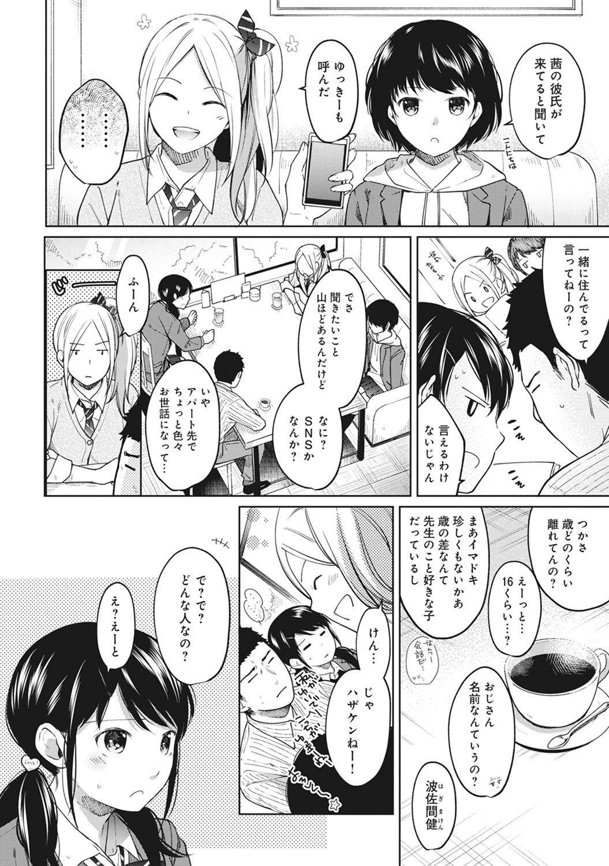 1LDK+JK Ikinari Doukyo? Micchaku!? Hatsu Ecchi!!? Ch. 1-15 179