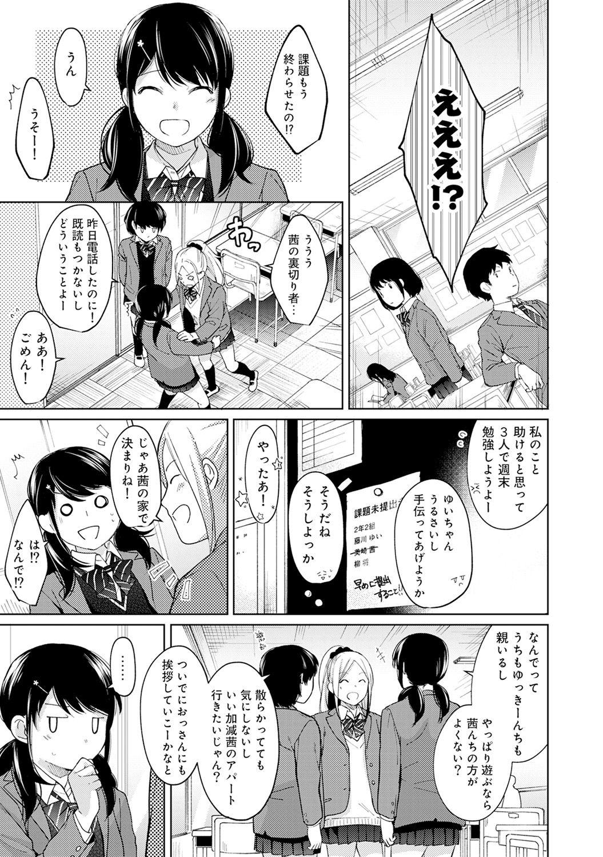 1LDK+JK Ikinari Doukyo? Micchaku!? Hatsu Ecchi!!? Ch. 1-15 250