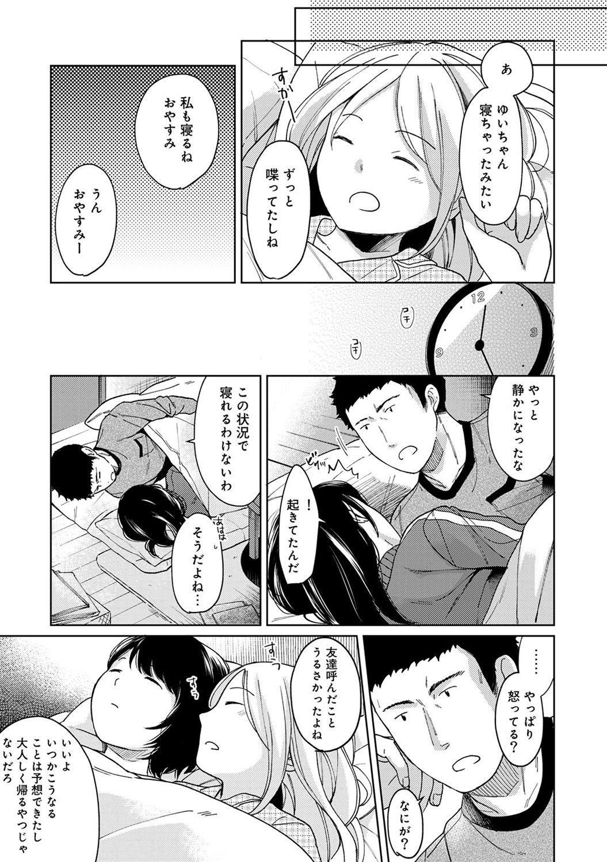 1LDK+JK Ikinari Doukyo? Micchaku!? Hatsu Ecchi!!? Ch. 1-15 261