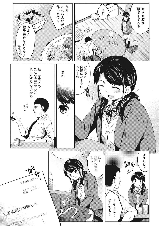1LDK+JK Ikinari Doukyo? Micchaku!? Hatsu Ecchi!!? Ch. 1-15 28