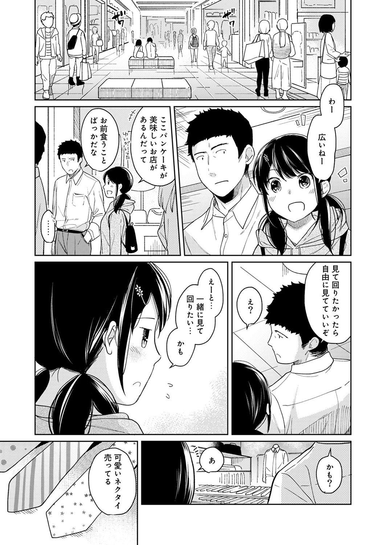 1LDK+JK Ikinari Doukyo? Micchaku!? Hatsu Ecchi!!? Ch. 1-15 317