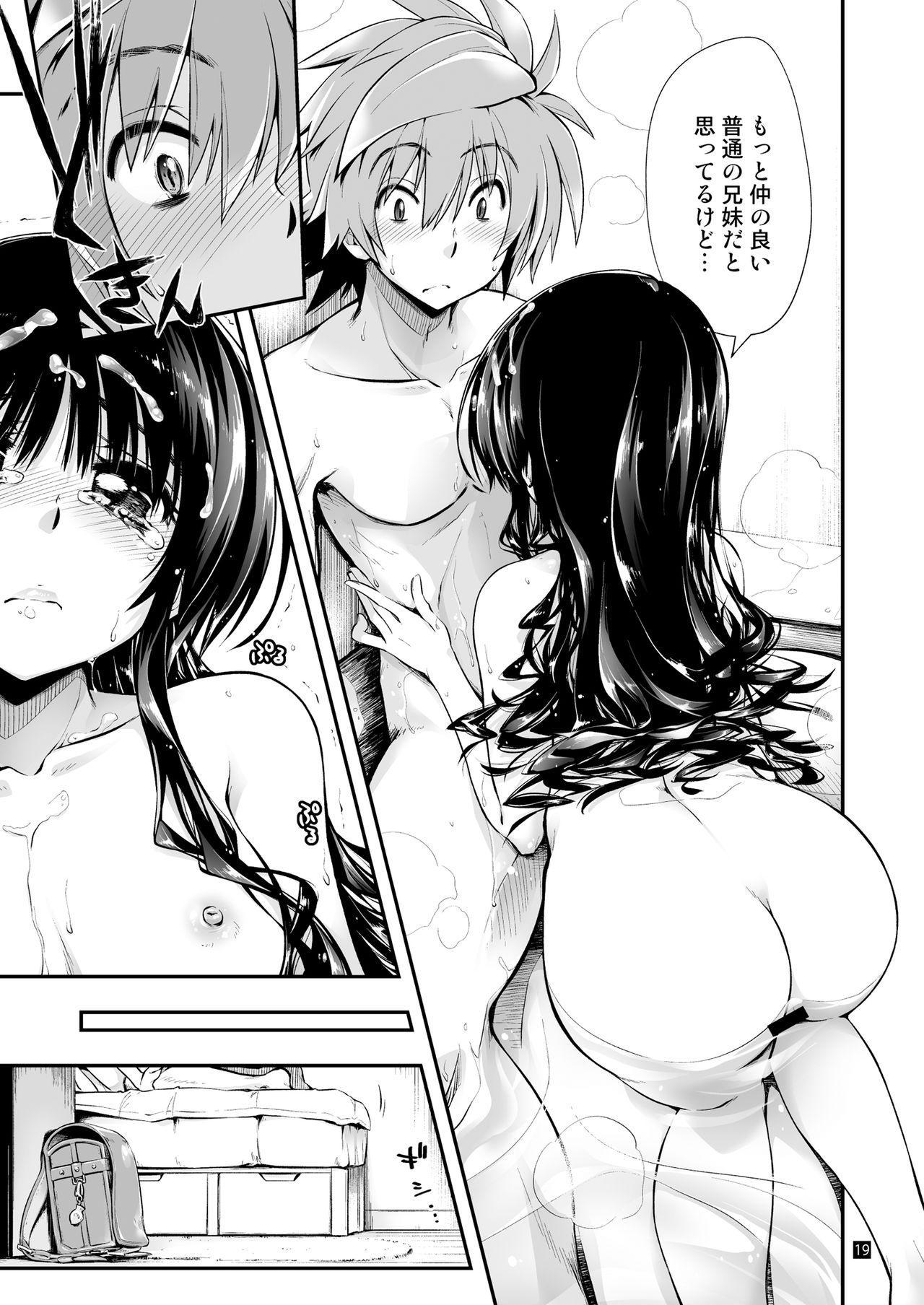 Futsuu no Kyoudai 19