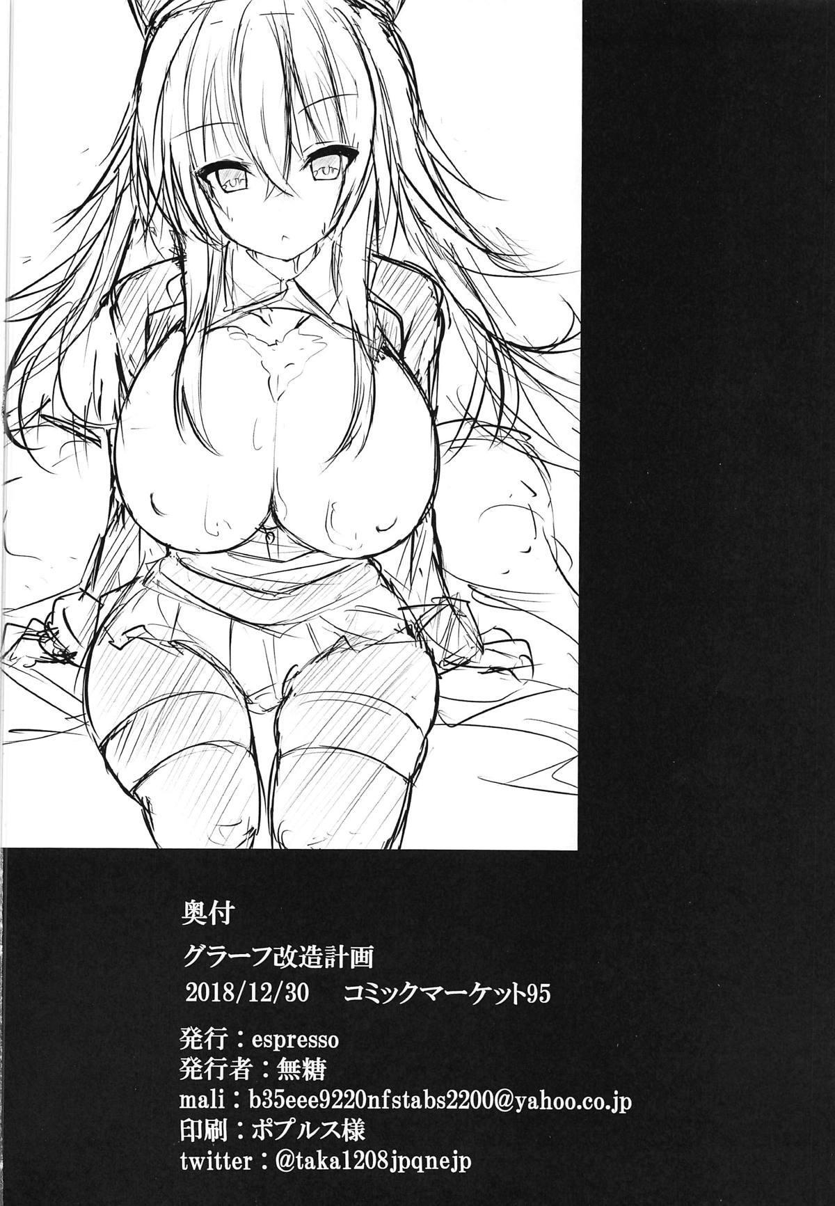 Graf Kaizou Keikaku | Graf Retrofit Plan 12