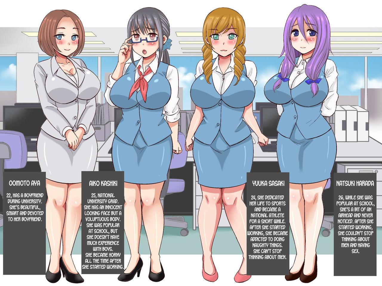 Sekuhara OK Gaisha Soushuuhen 3