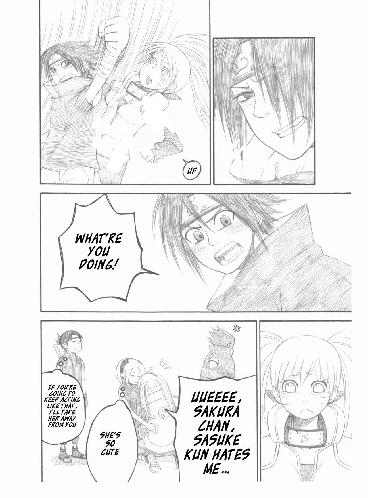 (C75) [Pierre (Garakuta Sochi)] Dream Passport (Naruto)[English] [Squigglesjp]ongoing 42
