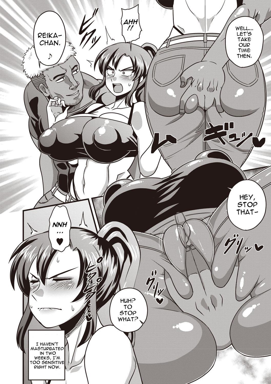 Gokubuto chinpo ni wa katemasendeshita♥ | I didn't have a chance against that humongous dick♥ 5