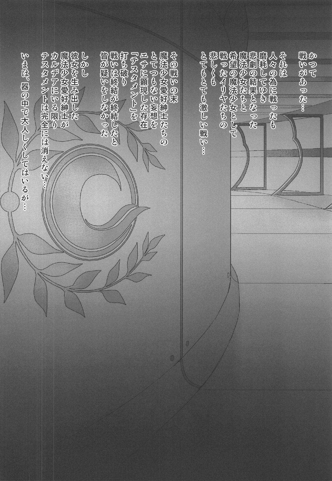 Illya ga Torogao de Seisakushu Shite Kimasu 2