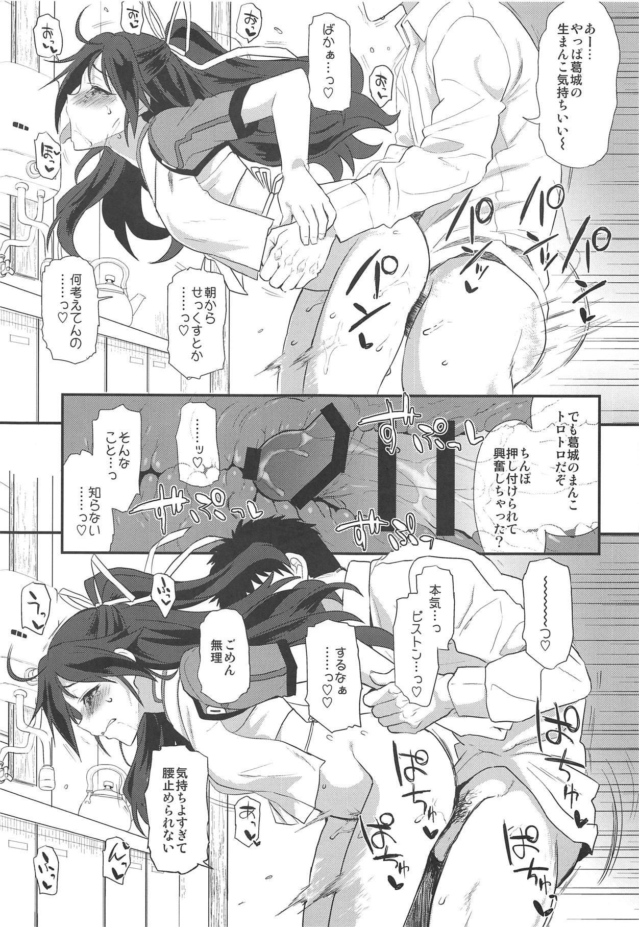 Katsuragi Travailler 3