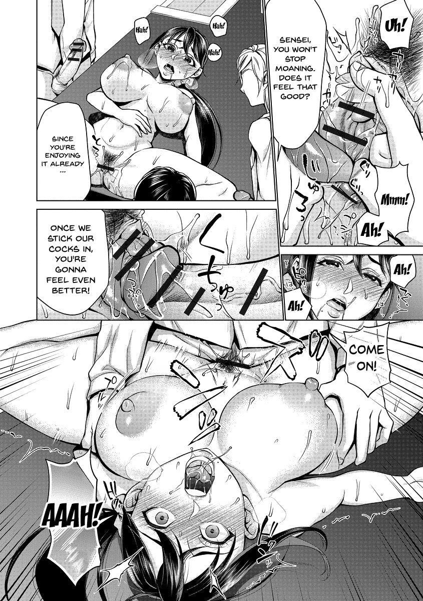 Saimin Kyousei Love Love Tanetsuke | Hypno Coerced Love Mating Ch.1-3 26