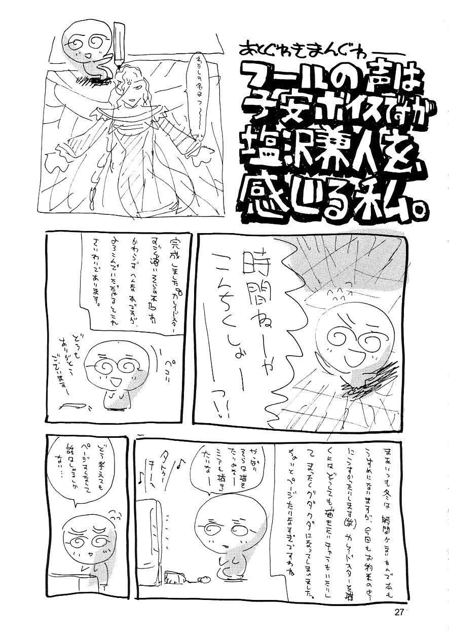 Kaleido Star Sugoi Usui Sora no Hon 25