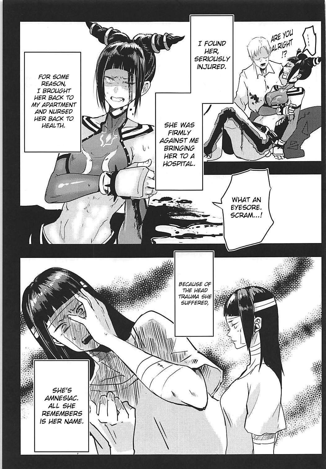 Juri-chan to Icha Love Suru Hon 3