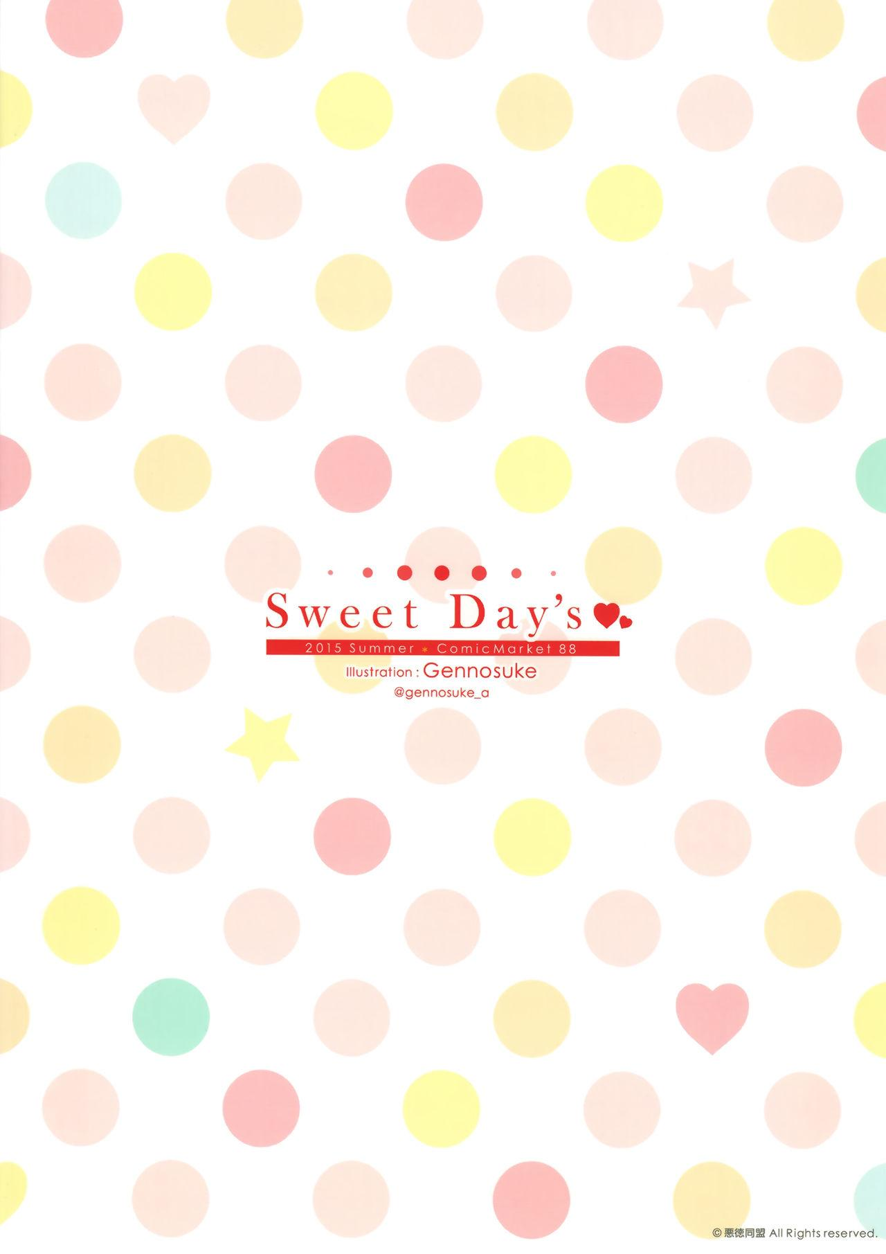 Sweet Day's 26