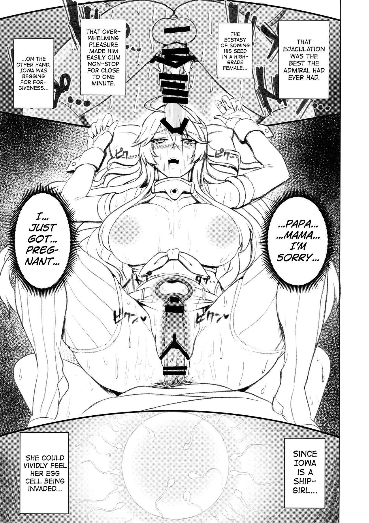 Iowa no Erohon - Iowa Hentai Manga 16