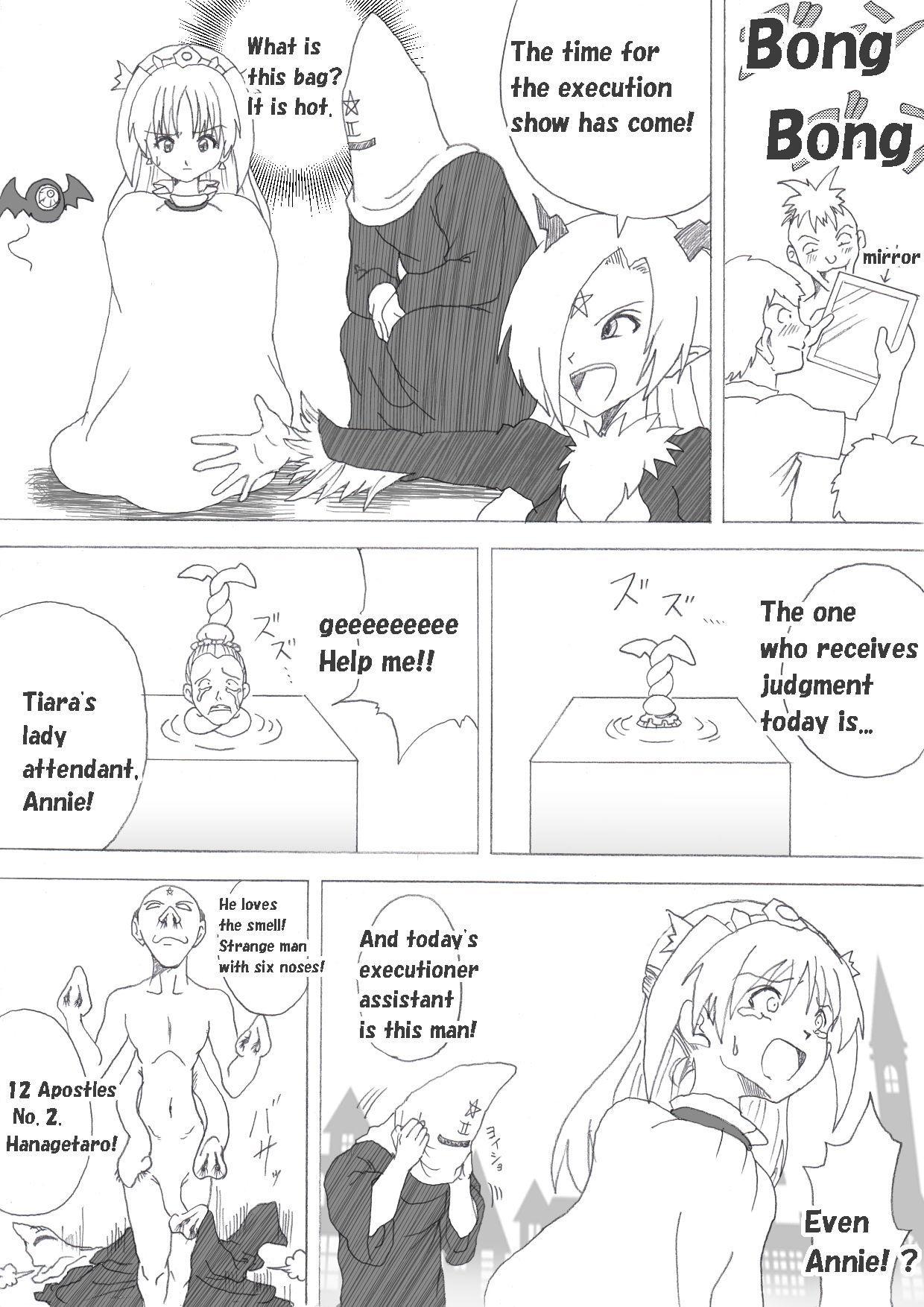 Majo no Fukushuu Vol. 3 31