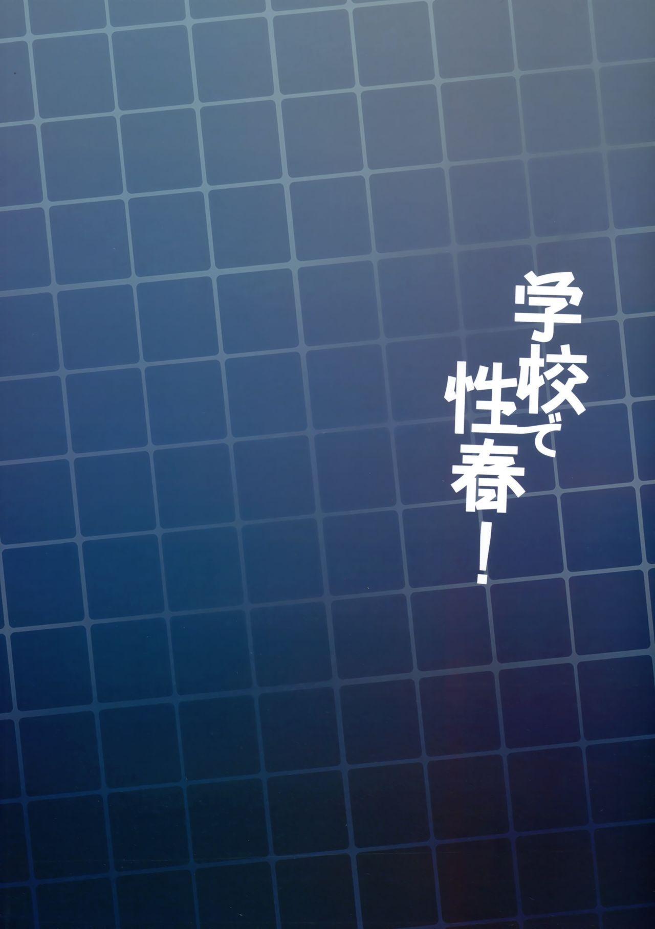Gakkou de Seishun! 15 33