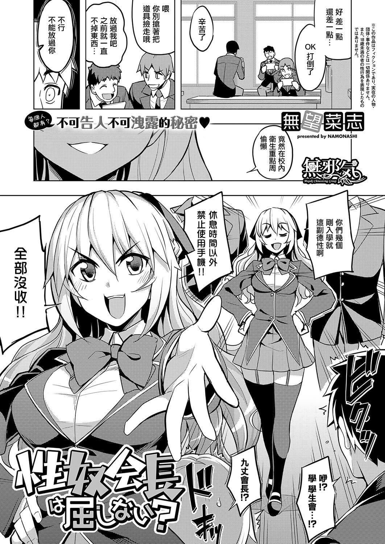 Seido Kaichou wa Kusshinai? 0