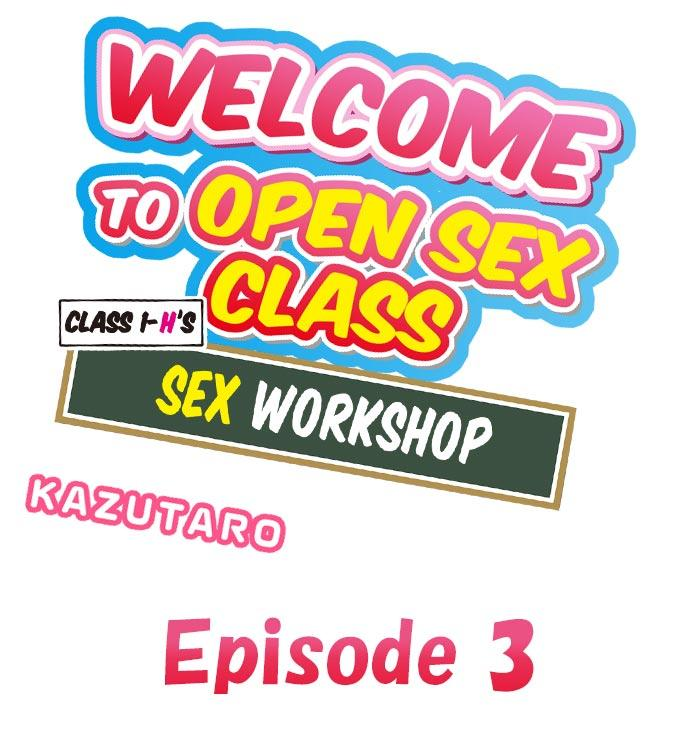 Welcome To Open Sex Class 24