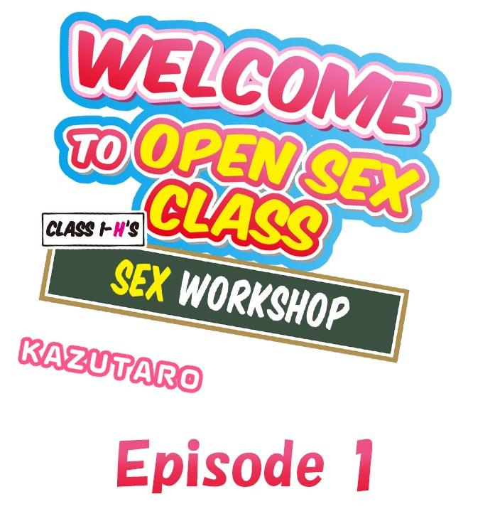 Welcome To Open Sex Class 2