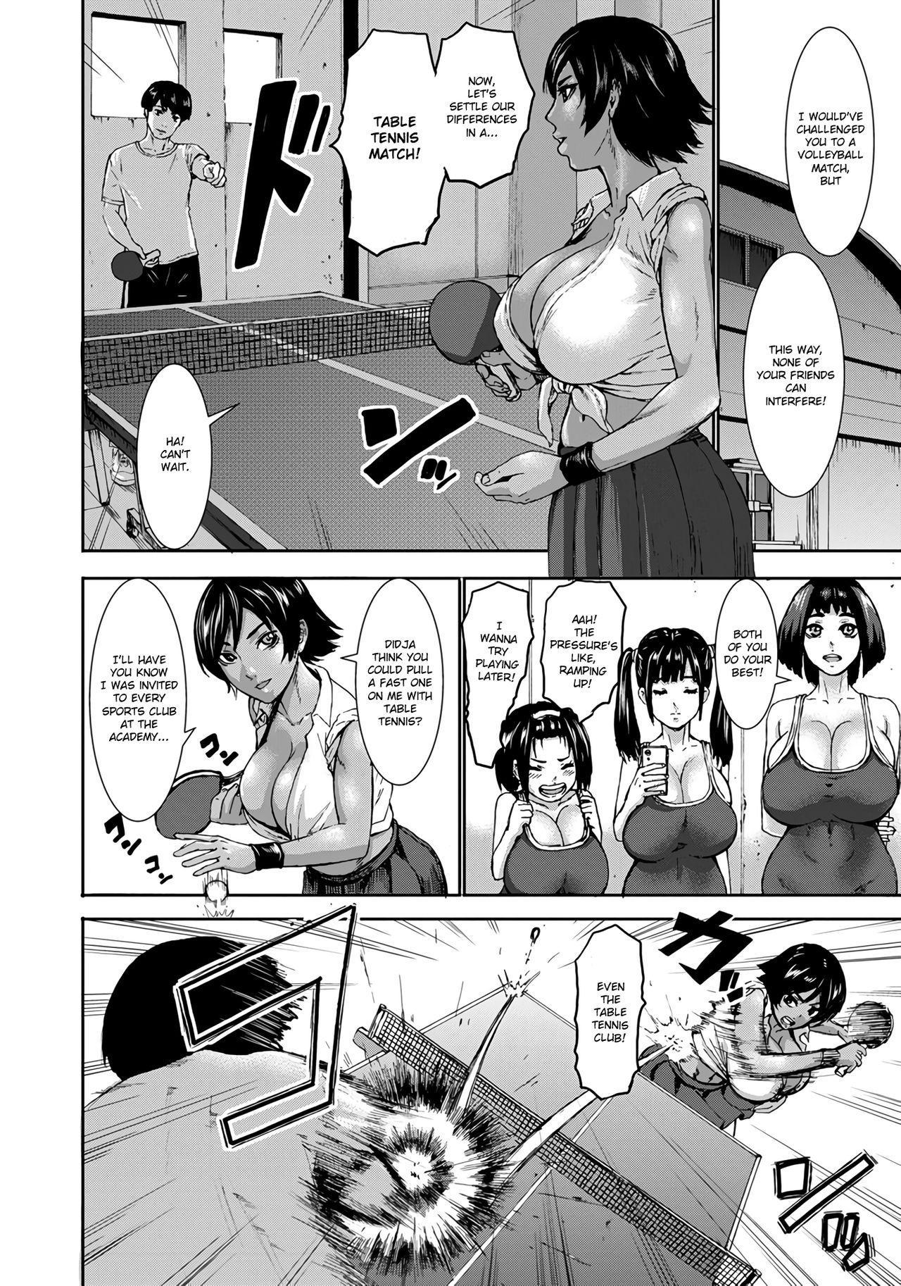 Chounyuu Gakuen   Academy For Huge Breasts Ch. 1-7 29