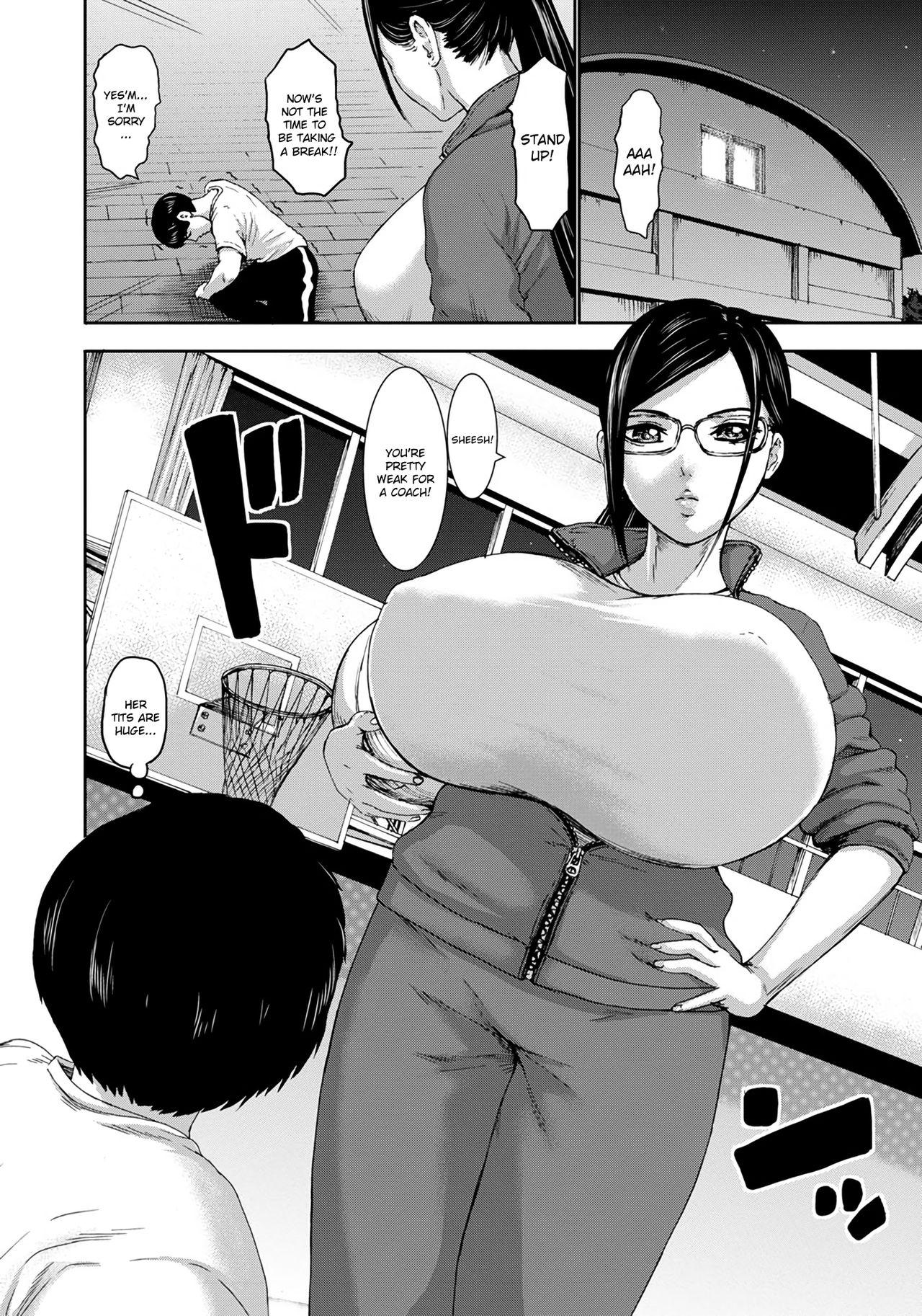 Chounyuu Gakuen   Academy For Huge Breasts Ch. 1-7 93