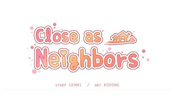 Close as Neighbors 450