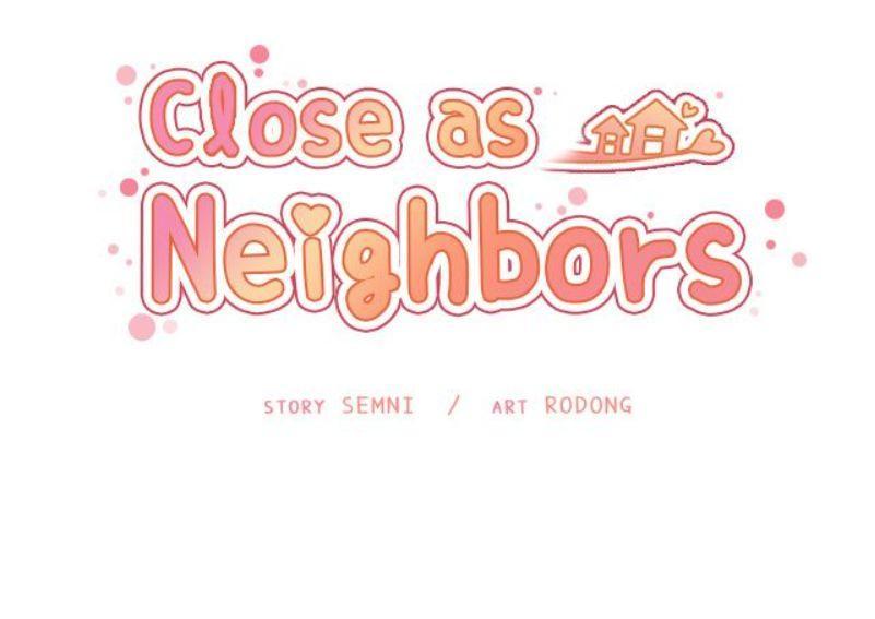 Close as Neighbors 568