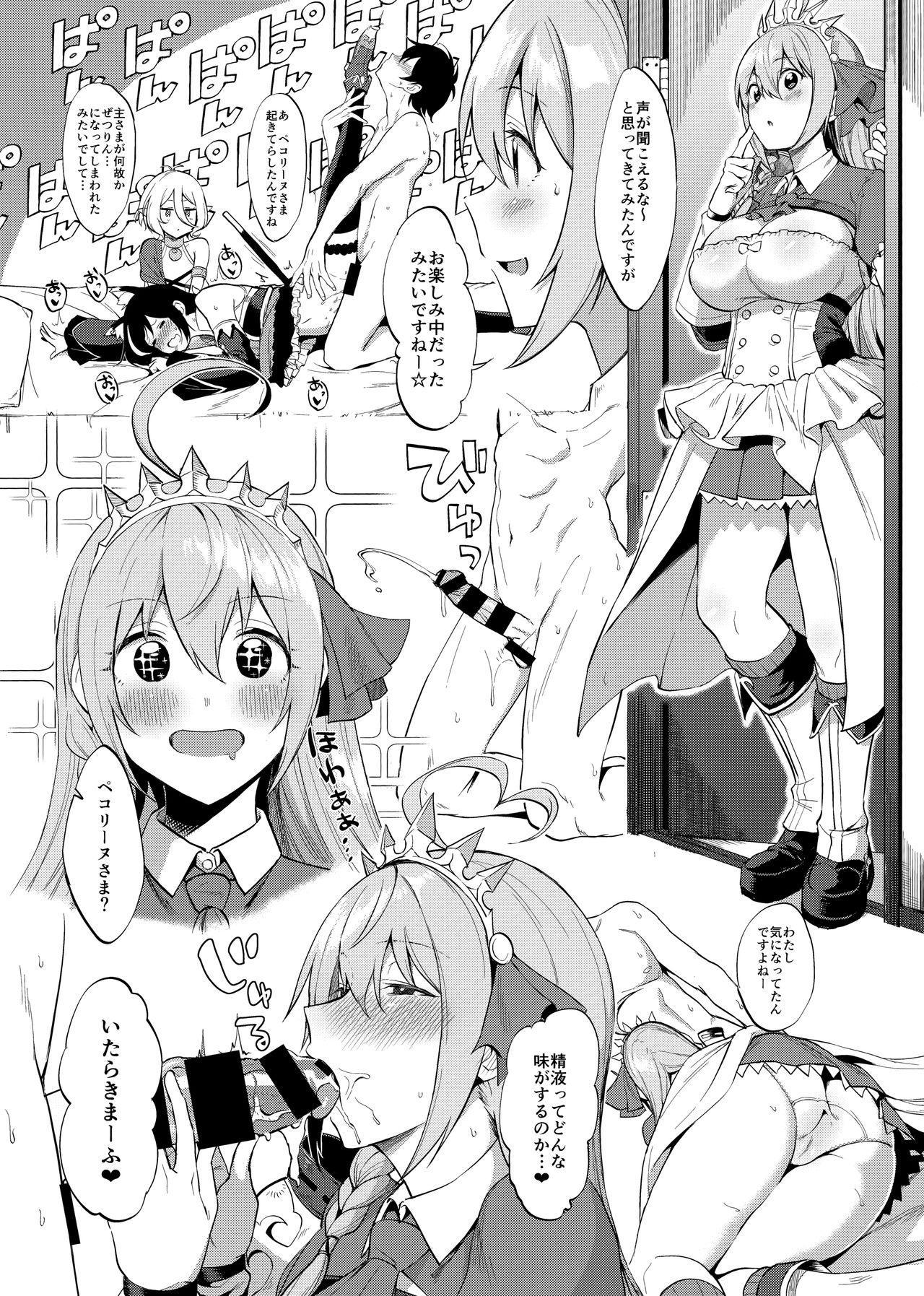 Princess to Connect Shitai! 6
