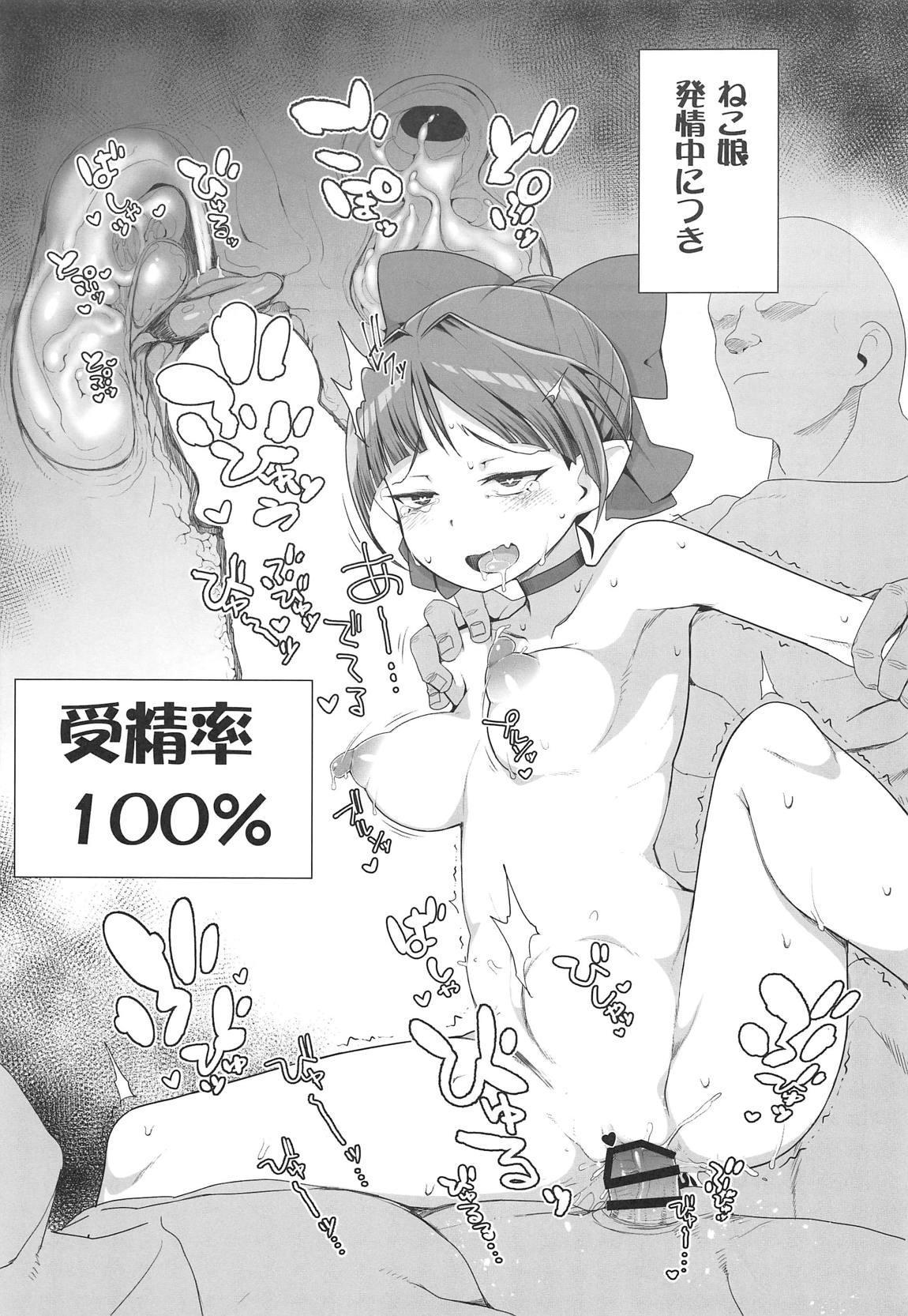 Neko Musume Youran Kitan 17