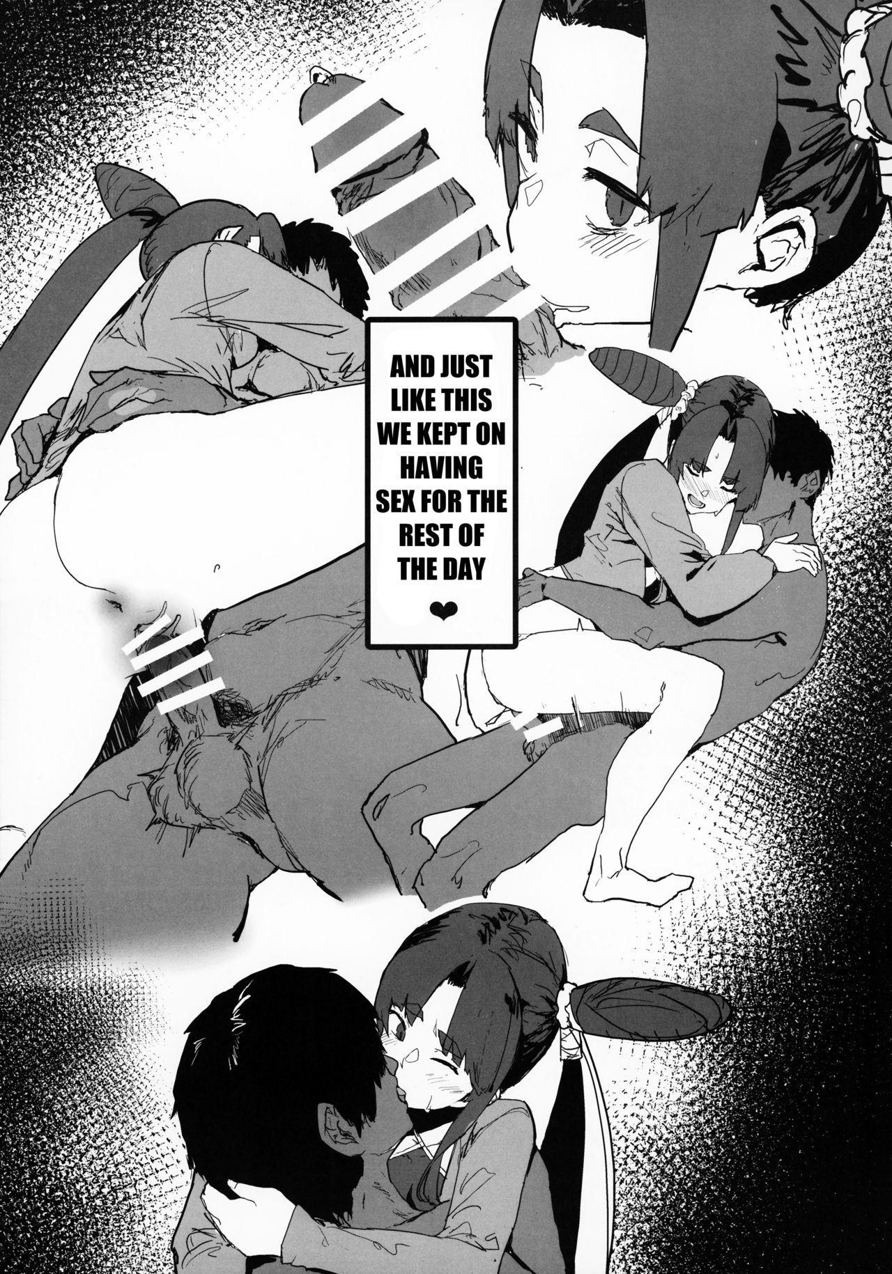 Arujidono ni Ichizu na Ushiwakamaru o Hentai AV ni Shutsuen Saseru Netorase Bon   That Book Where Master Forces His Beloved Ushiwakamaru to Star in a Netorase Adult Video 15