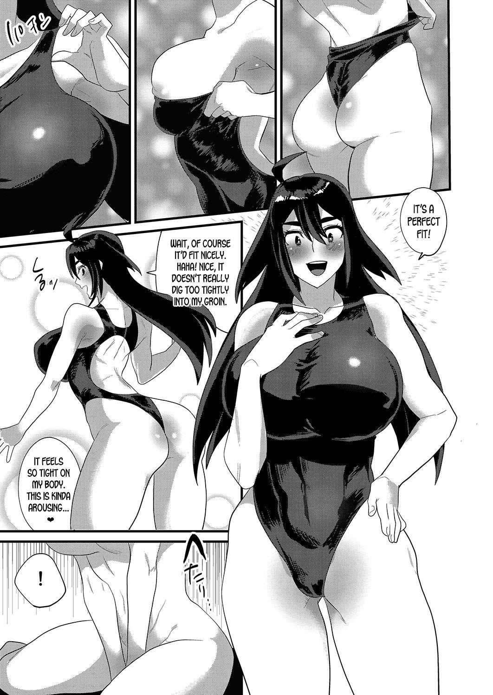 Ore ga Kanojo no Mizugi ni Kigaetara 18