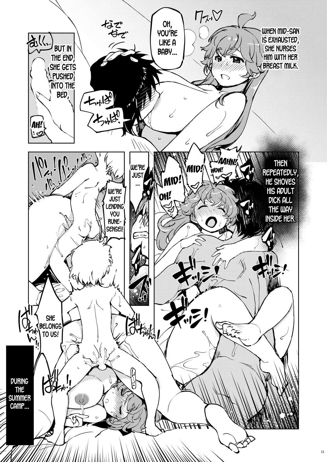 Motto! x2 Onemuri Rune Sensei 10