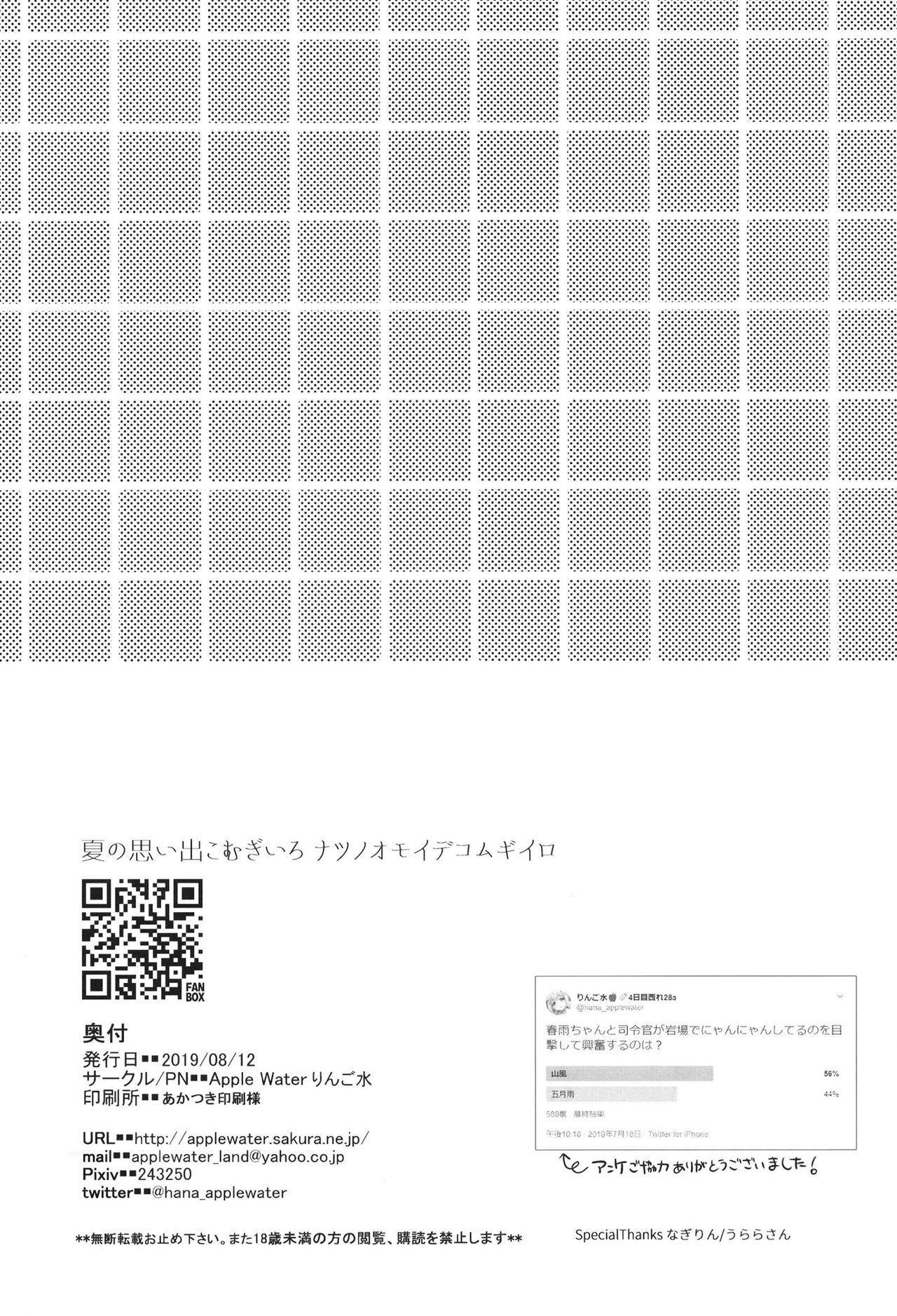 Natsu no Omoide Komugiiro 21