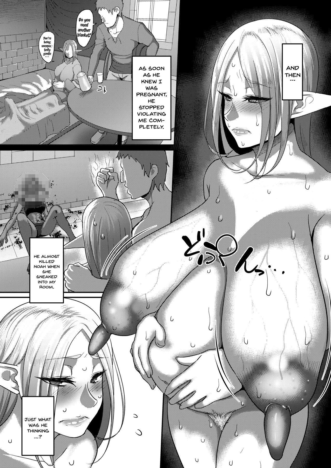 Takabisha Elf Kyousei Konin!! 4 | Force Married With A Haughty Elf! 4 16