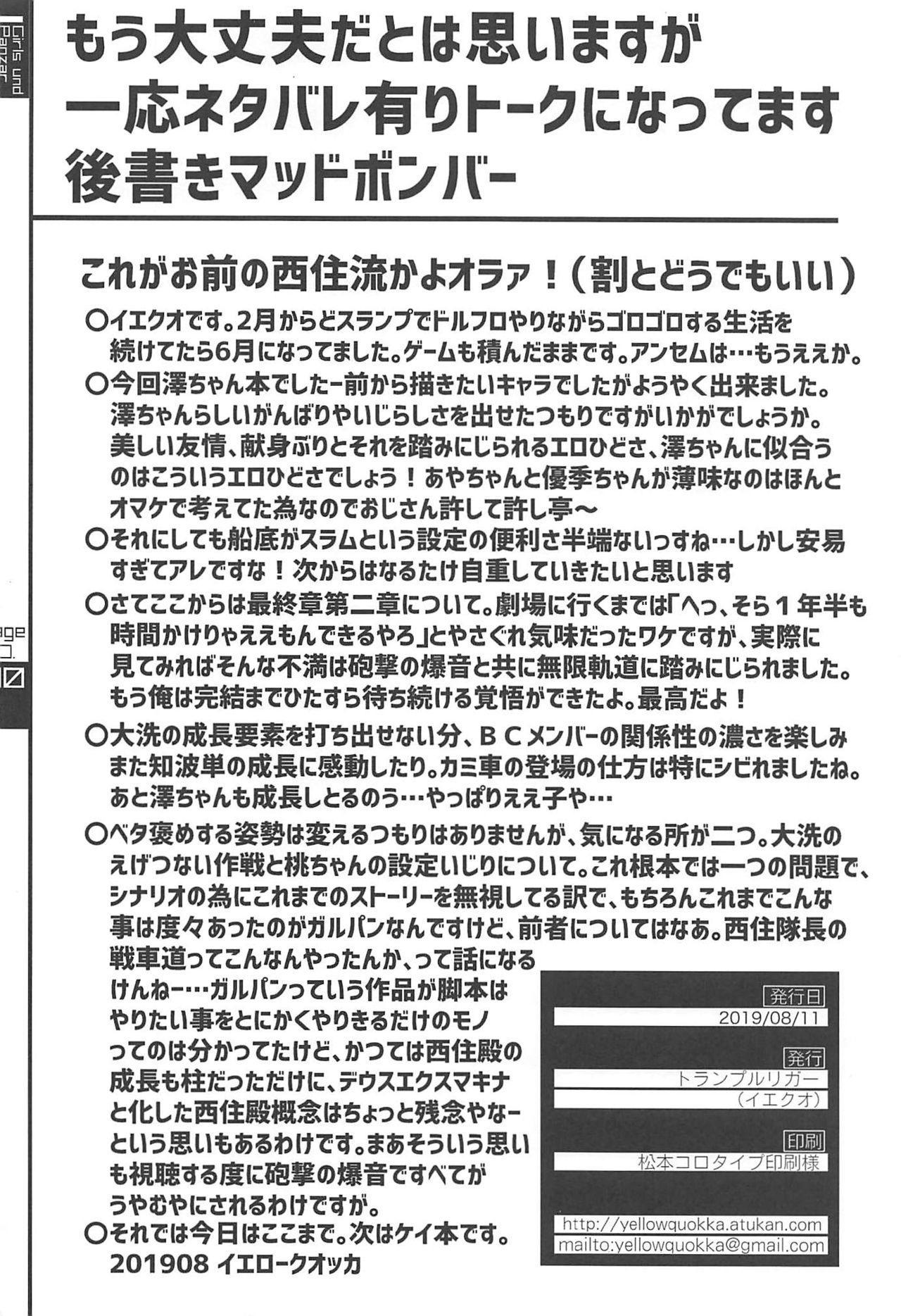 Sawa-chan ga Sasottandakara ne 28