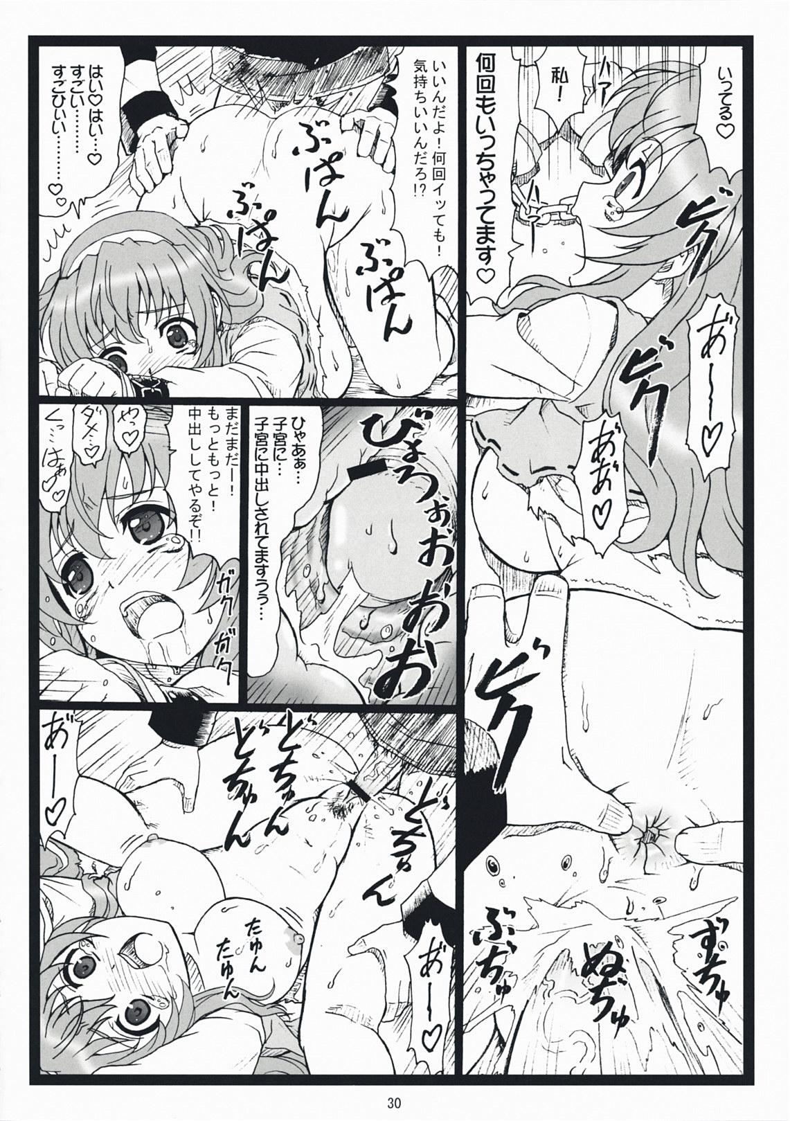 Himitsu Desu Yo 28