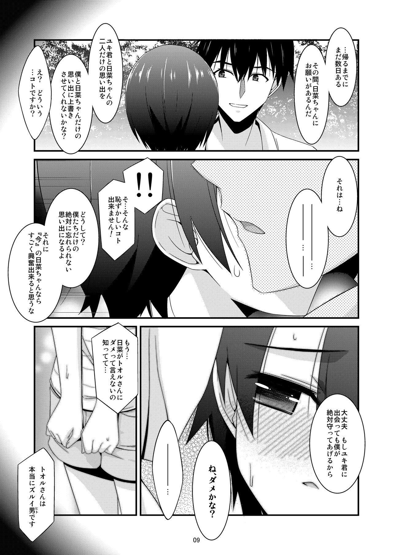 Anoko ga Aitsu no Omocha ni Natta Hi Kanzaki Hina Hen AFTER 8
