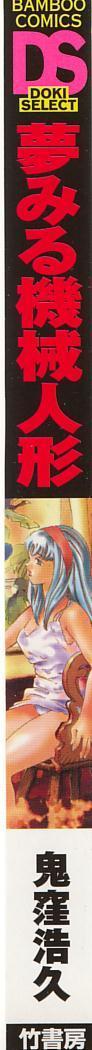 Yumemiru Kikai Ningyou - A Dreaming Replicant 2