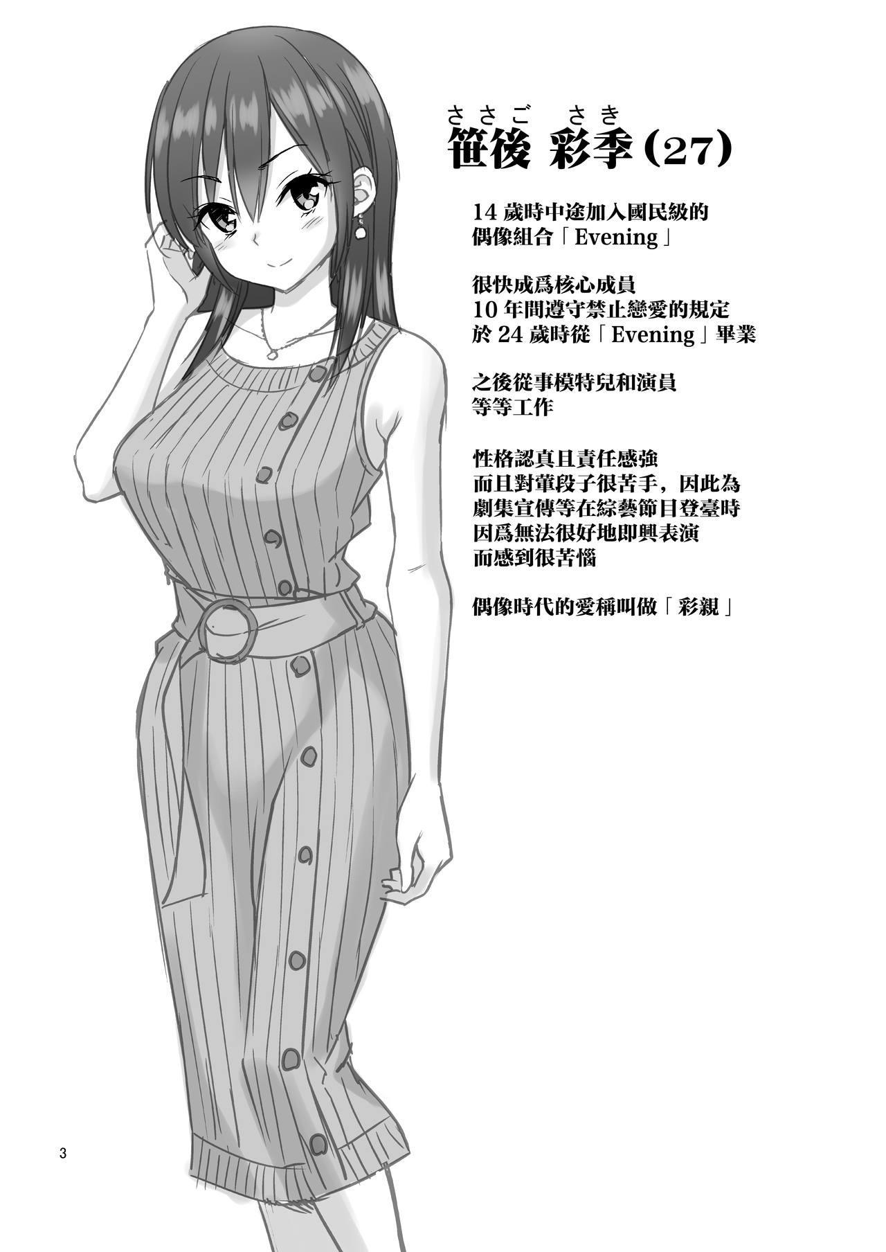 [Popochichi (Yahiro Pochi)] Gisou Manbiki ~Nerawareta Moto Idol Tsuma~ | 偽裝竊盜~被狙擊的前偶像人妻~ [Chinese] [路过的骑士汉化组] [Digital] 2