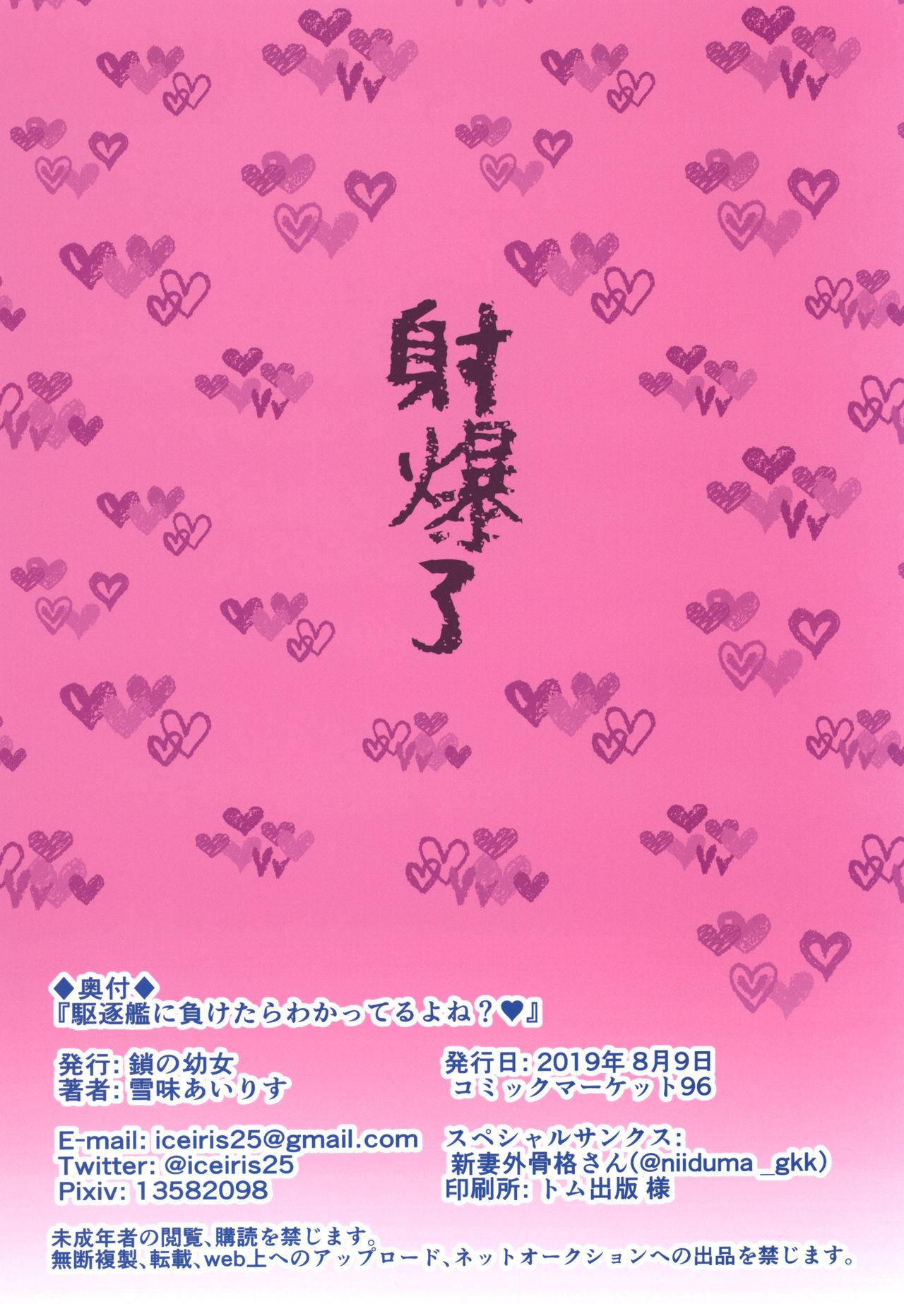 Mesugaki ni Maketara Wakatteru yo ne? 19