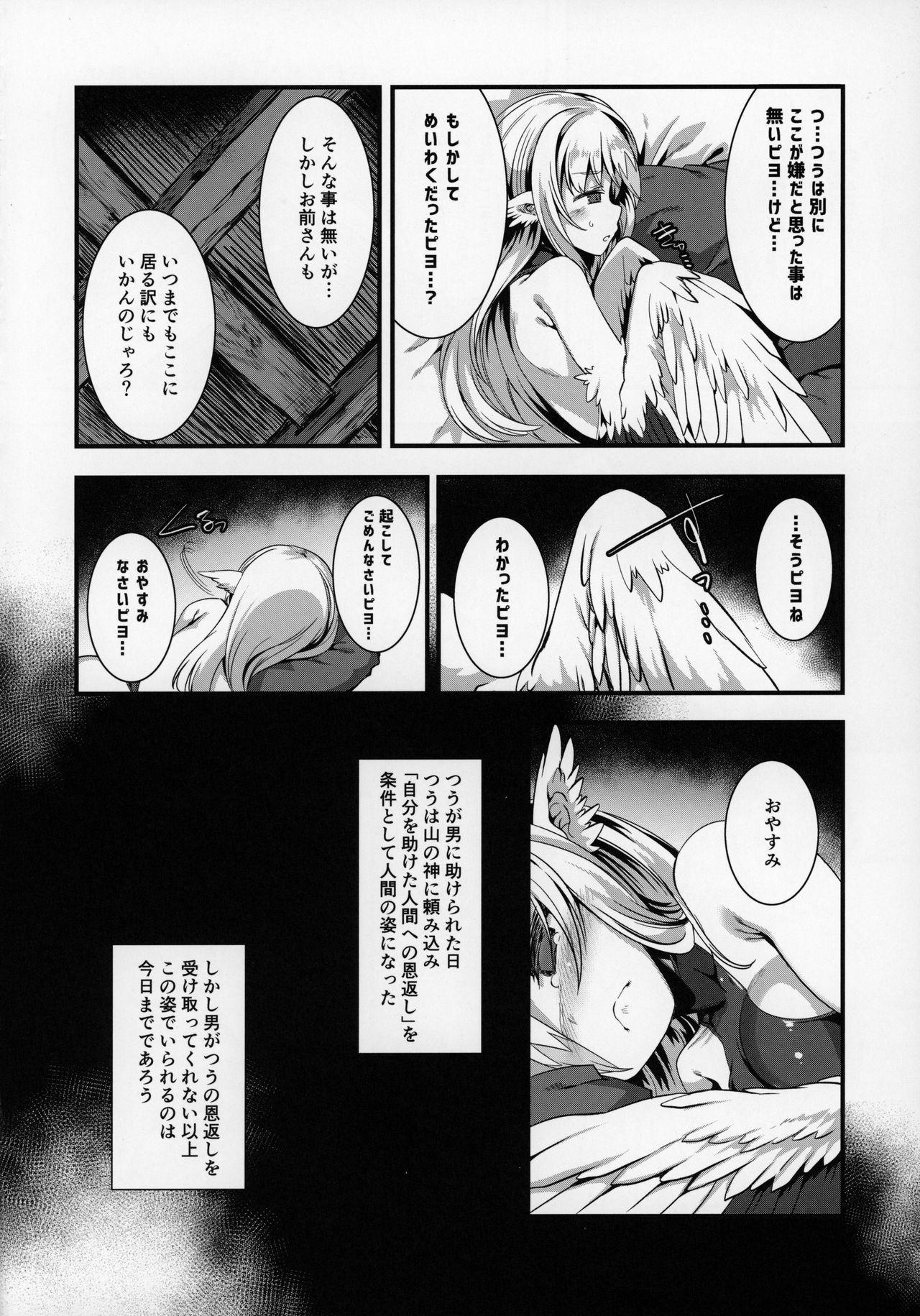 Tsuru Harpy no Ongaeshi 18