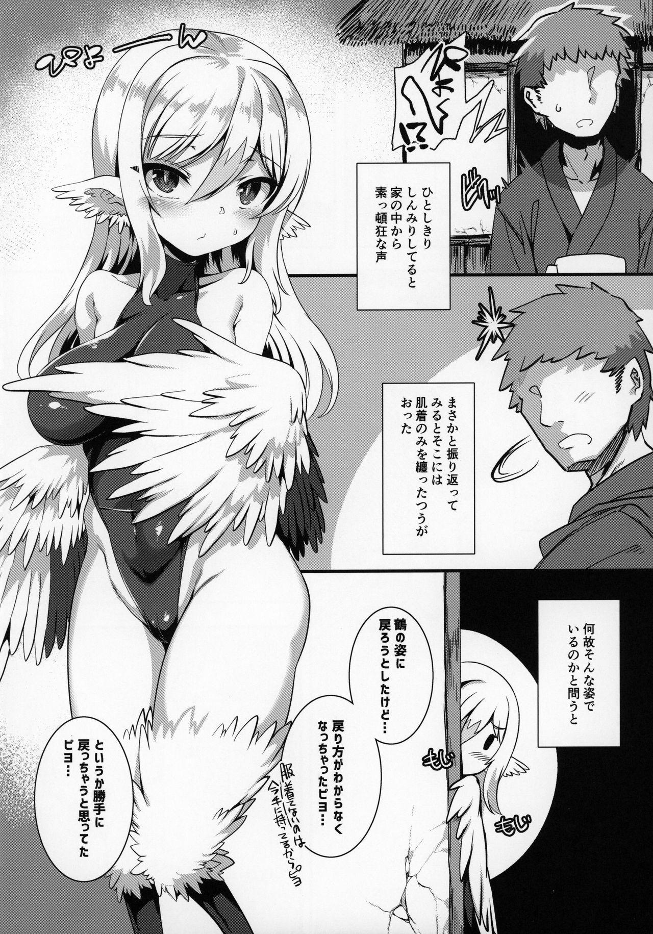 Tsuru Harpy no Ongaeshi 20