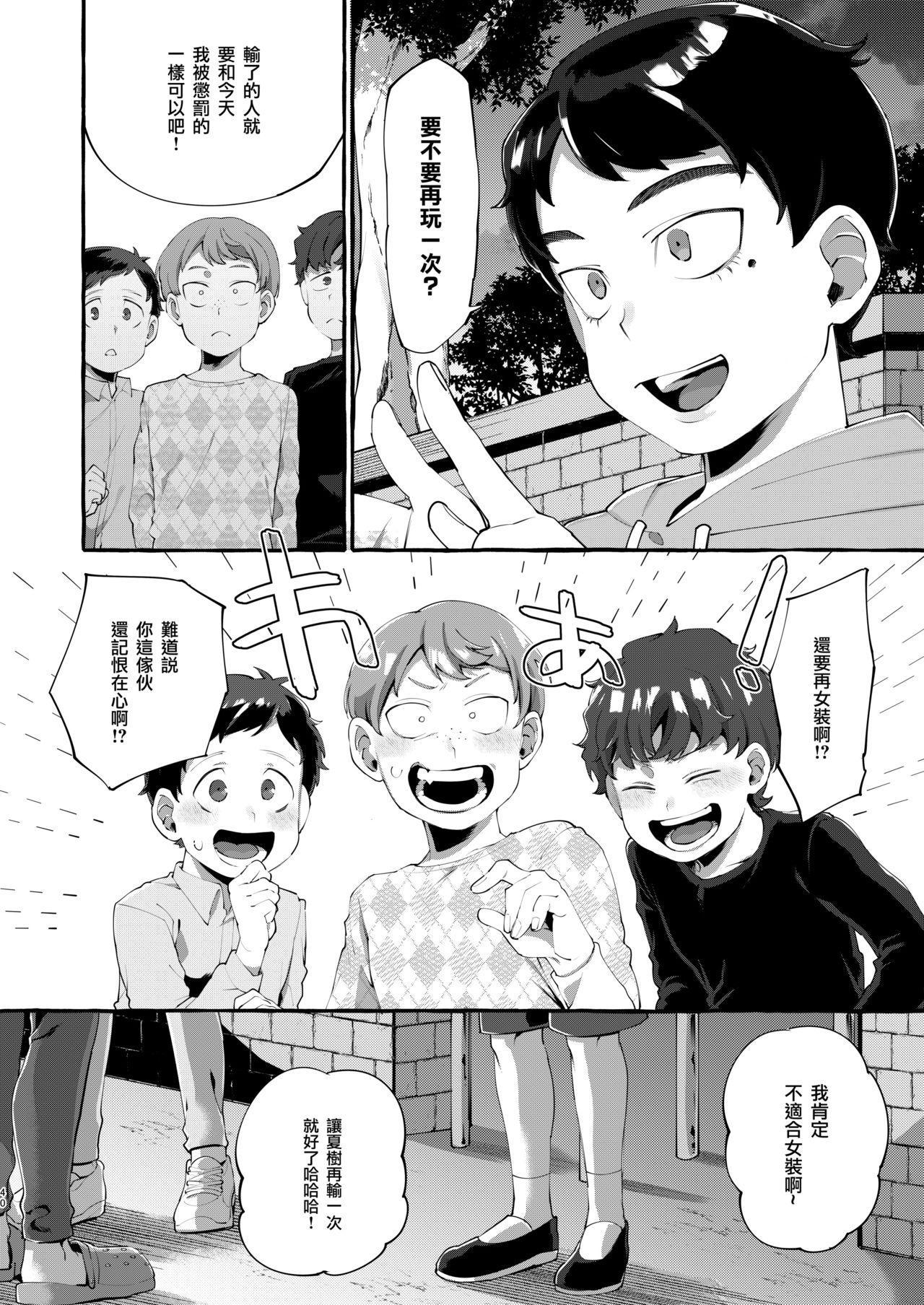 Joshigakusei o Rachi Yuukai Shita to Omottara Otokonoko datta. | 本以为诱拐了女学生却发现是伪娘。 39