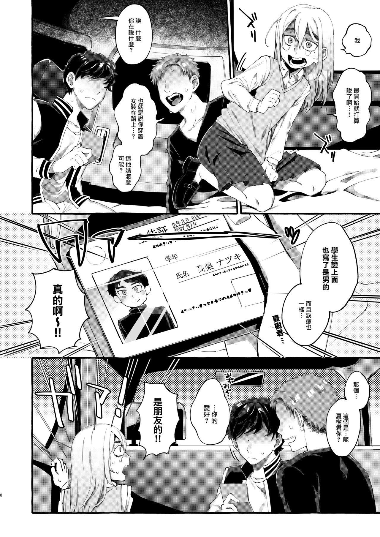 Joshigakusei o Rachi Yuukai Shita to Omottara Otokonoko datta. | 本以为诱拐了女学生却发现是伪娘。 7