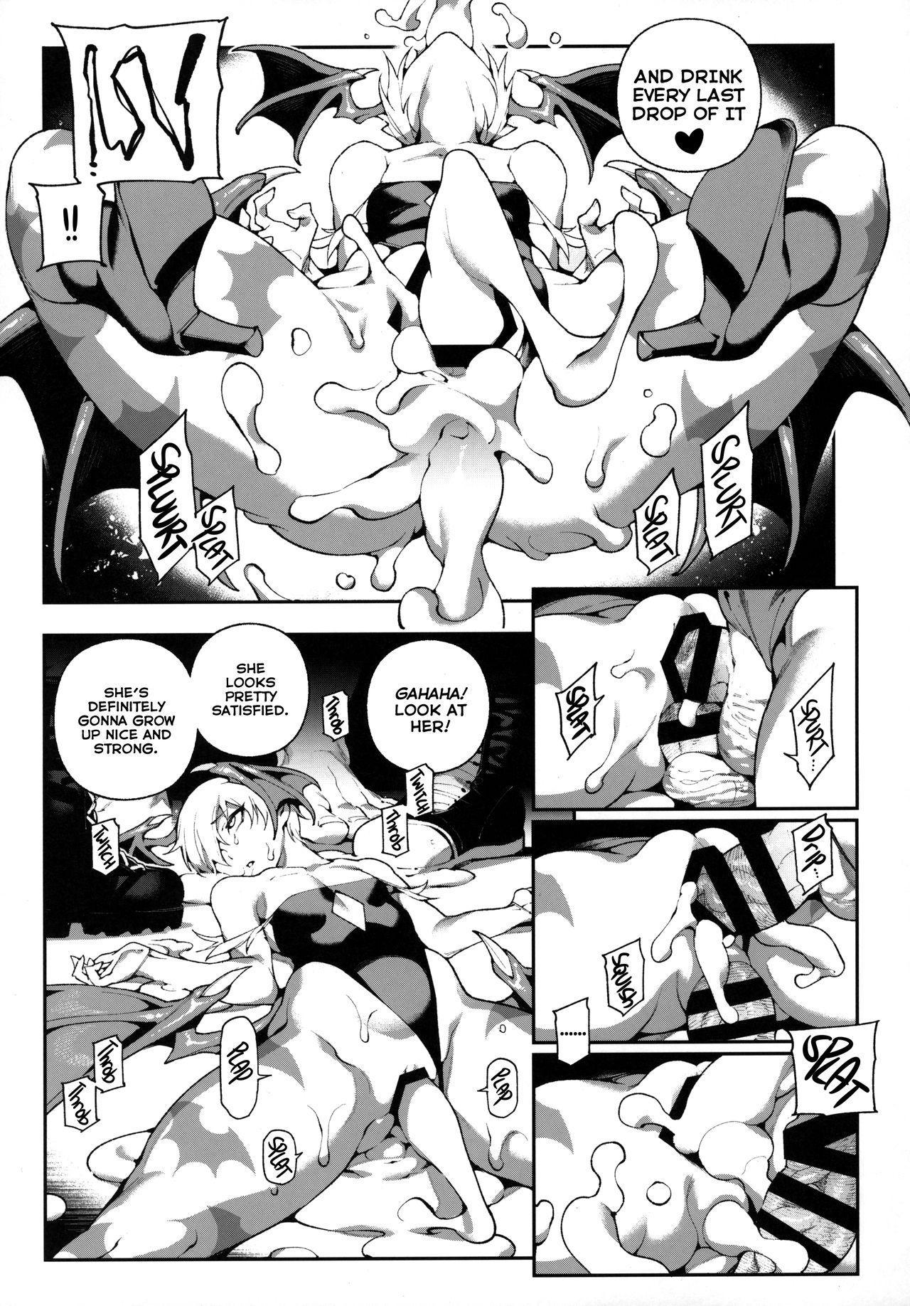Fighter Girls ・ Vampire 11