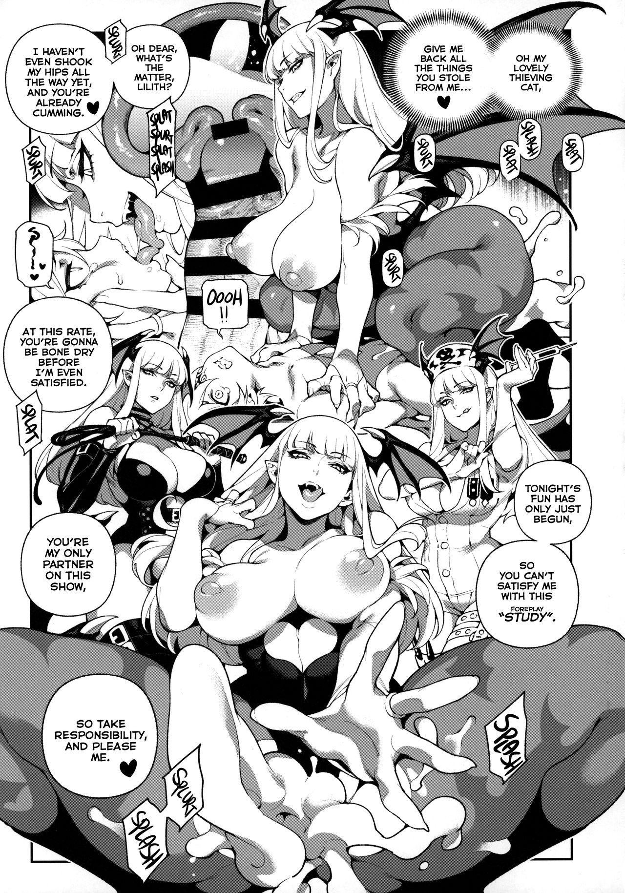 Fighter Girls ・ Vampire 15