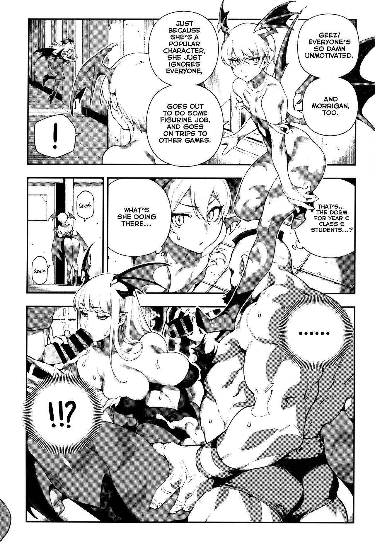 Fighter Girls ・ Vampire 3