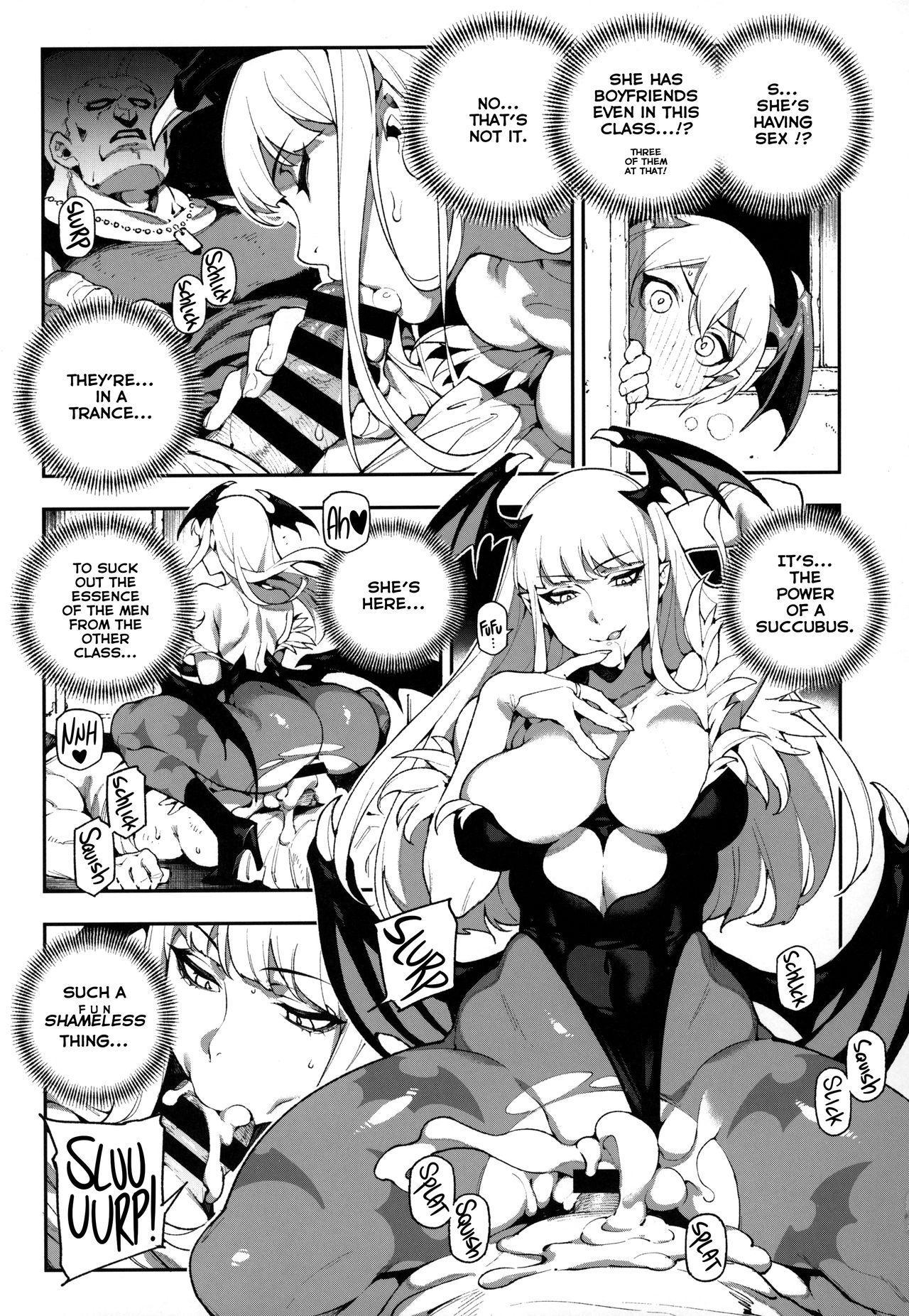 Fighter Girls ・ Vampire 4